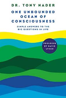 Dr. Tony Nader Consciousness Notes From Ed