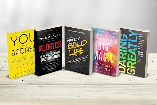 Wimgo Top Five Self Help Books