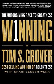 Tim S. Grover Winning Ed Kopko