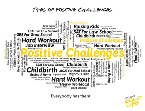 Types of Positive Challenges